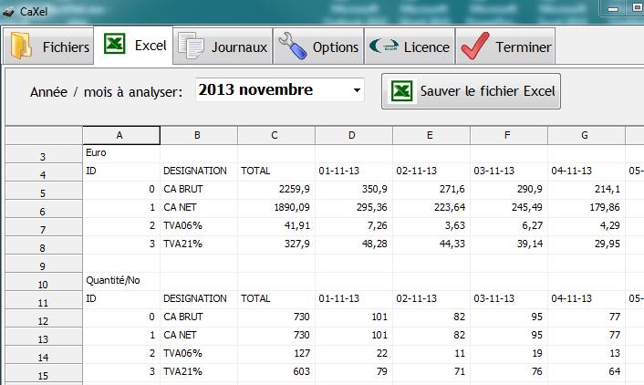 logiciel pour convertir fichier pdf en excel